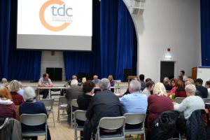 Picture of members at TDC AGM 2016