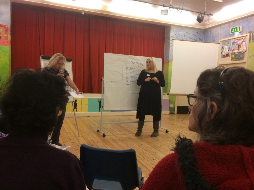 Dementia Action Alliance at the Hangleton & Knoll Project