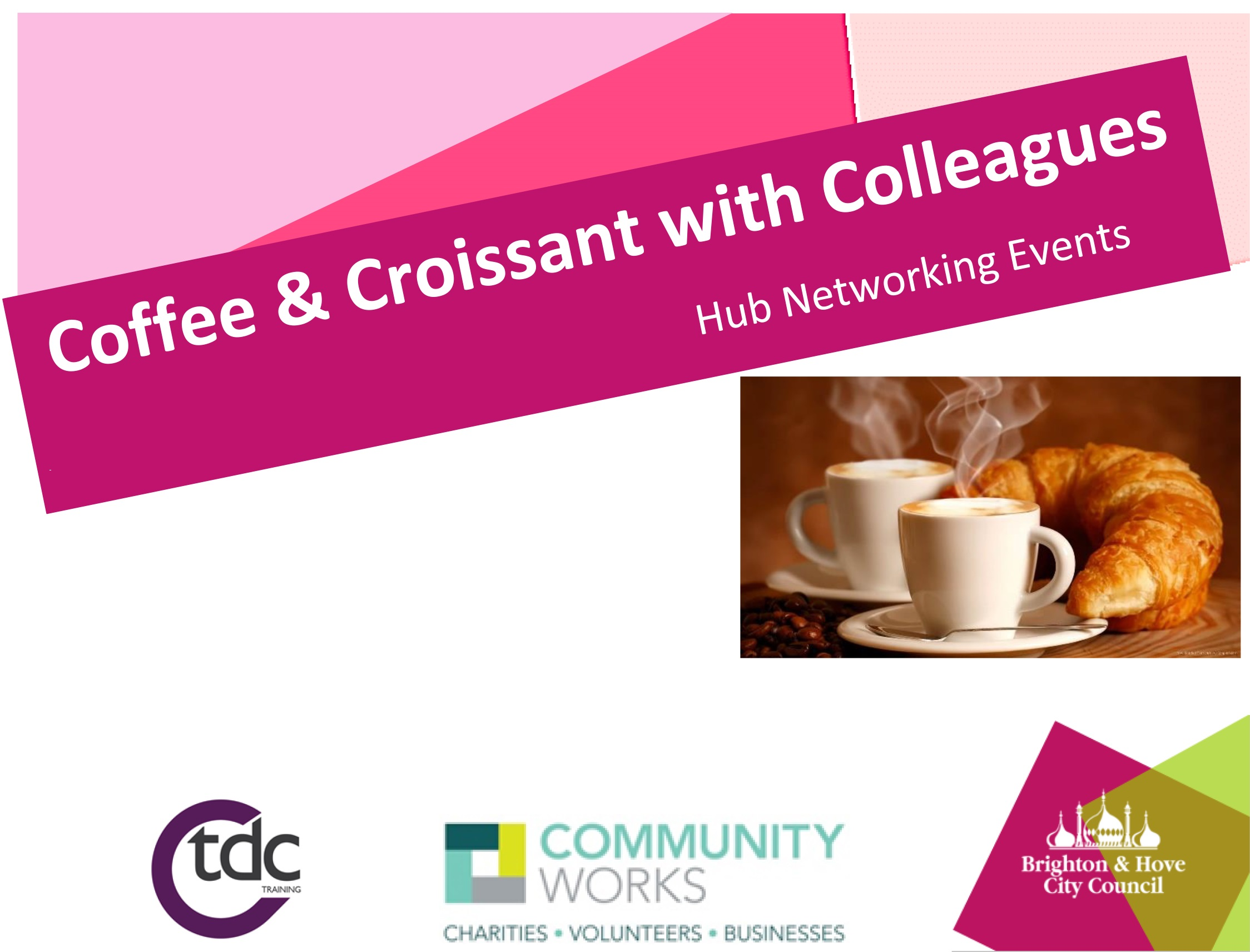 Community Development Brighton Networking events