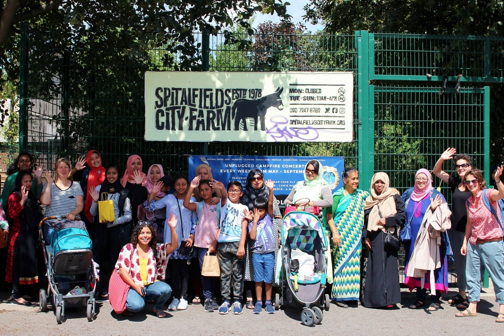 Moulsecoomb Bangladeshi WOmen's Group Community Development Brighton TDC