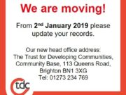 TDC Brighton address