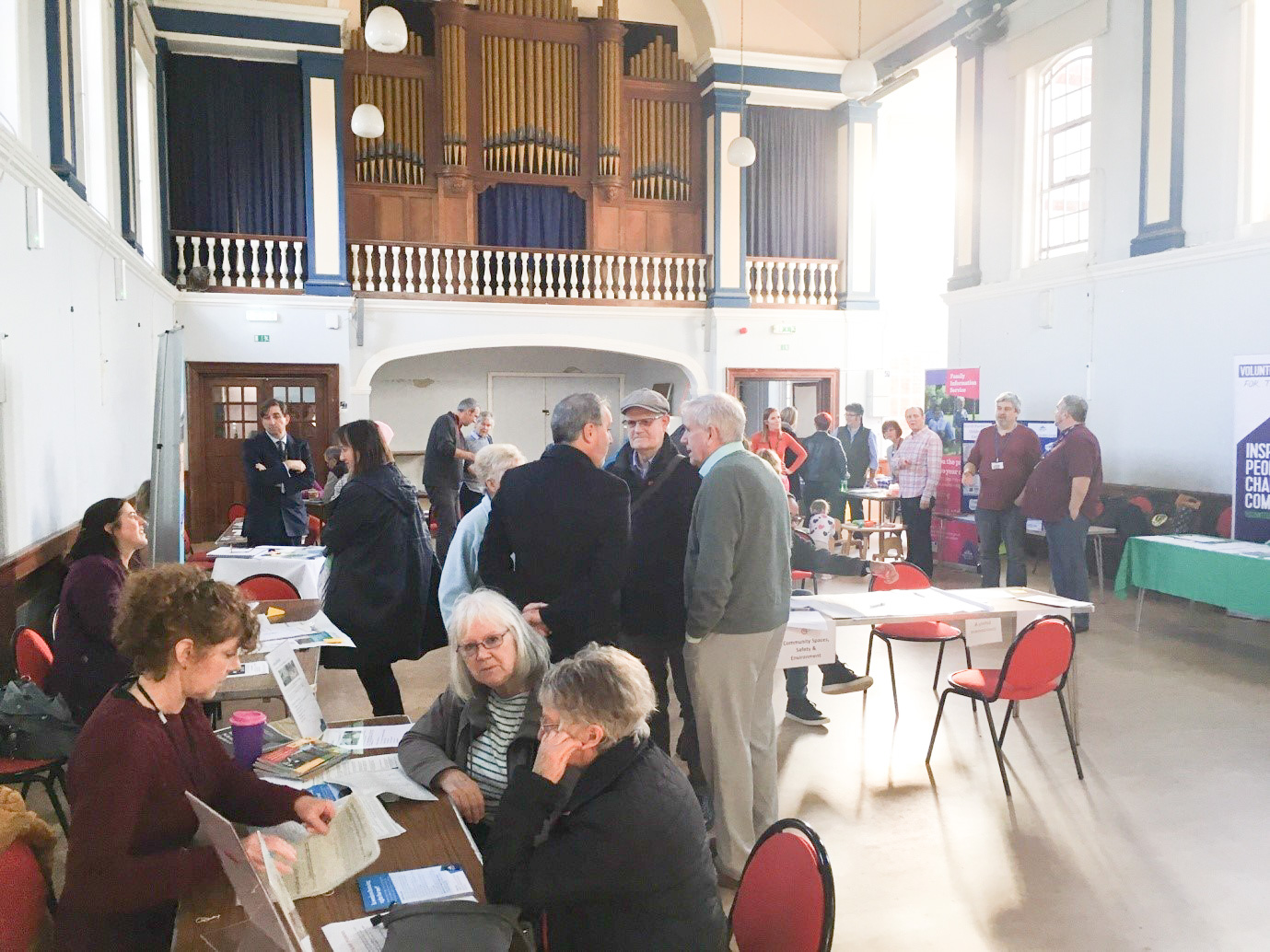 Portslade drop-in consultation