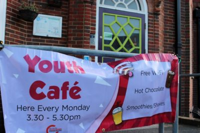 Whitehawk Youth Cafe | TDC Youth Work Brighton