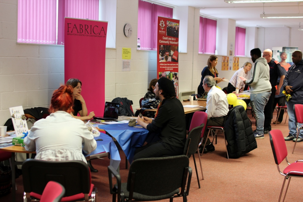 BME Volunteer Fair