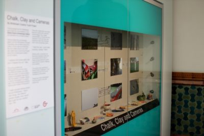 Chalk, Clay and Cameras at Brighton Museum | TDC Youth Work Brighton
