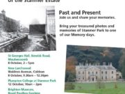 Stanmer Park Restoration Project