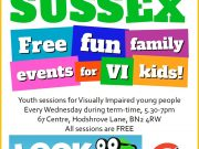 Look Sussex youth club Brighton