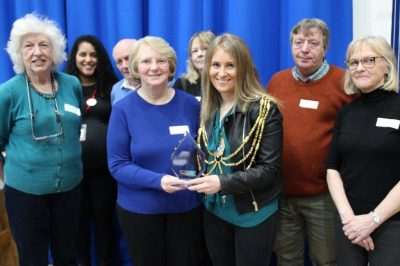 bevendean Food bank Community Champions Brighton